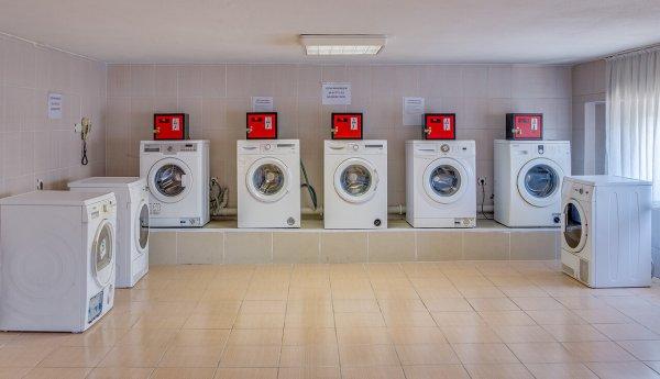 Çamaşır ve Ütü Odaları