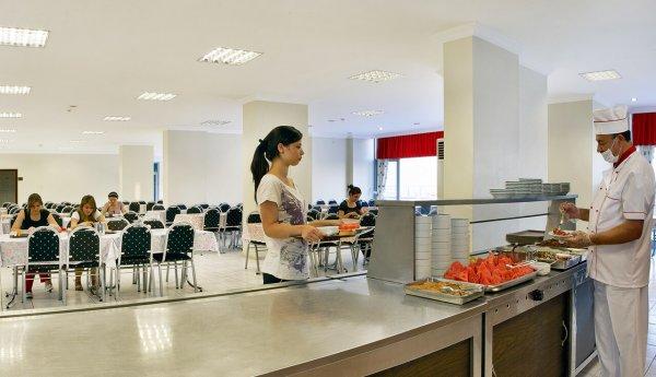 Yemekhane ve Mutfak